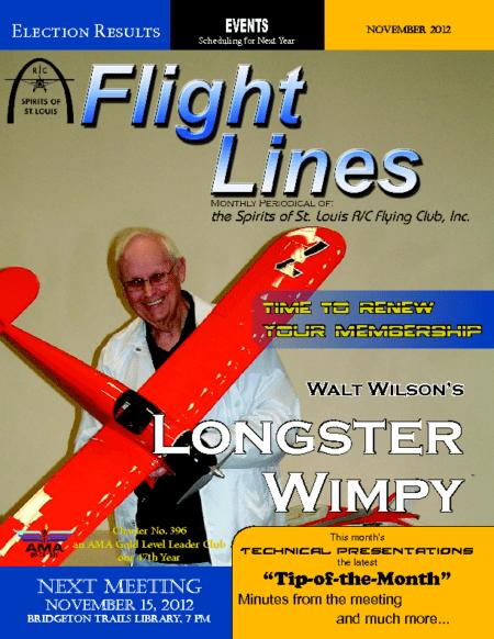 Flight Lines (November-2012)