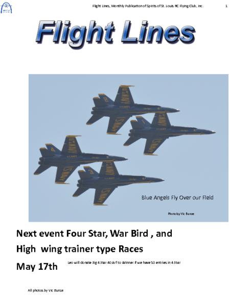 Flight Lines (May-2014)