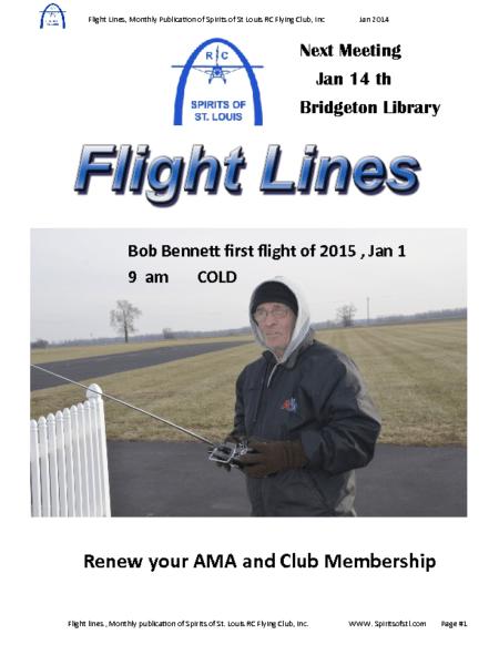 Flight Lines (January-2015)
