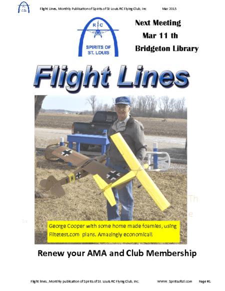 Flight Lines (March-2015)