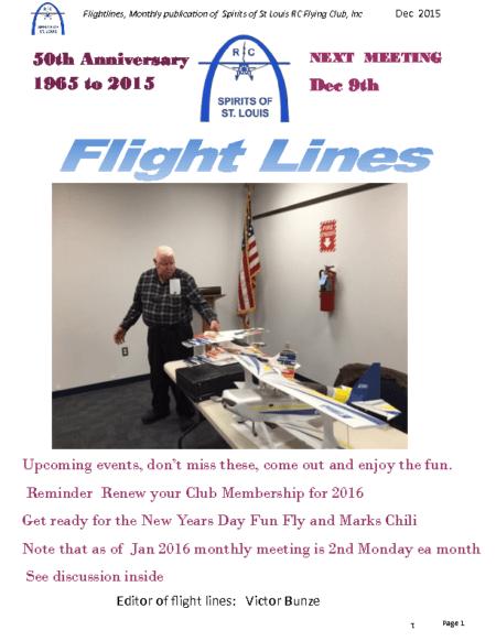 Flight Lines (December-2015)