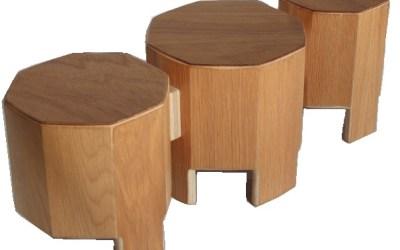 Woodi Drum – Holz-Trommeln