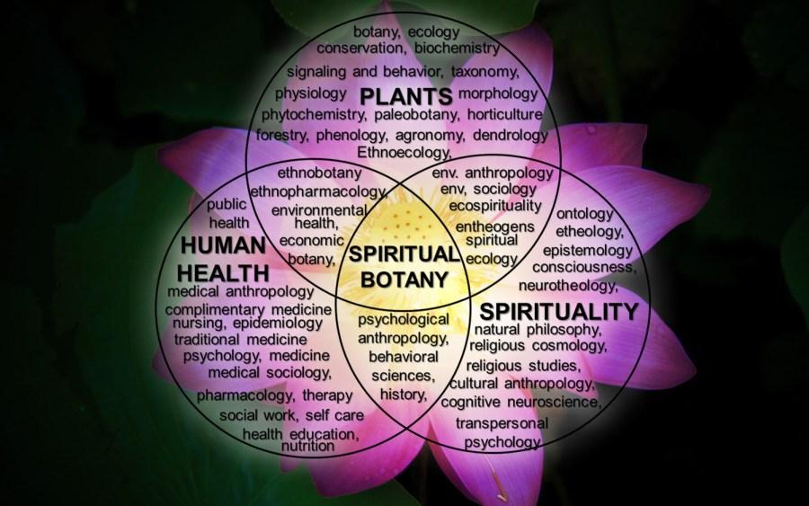 Spiritual Botany Venn Diagram