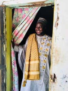 Imam Fode Drame at Home in Gambia