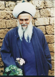 Shaykh Nazim Adil al-Haqqani : Beautiful in Blue