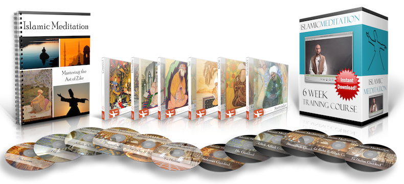 Islamic Meditation Program Product Image