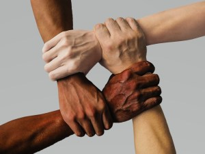 Be connected to others. It's good for your health