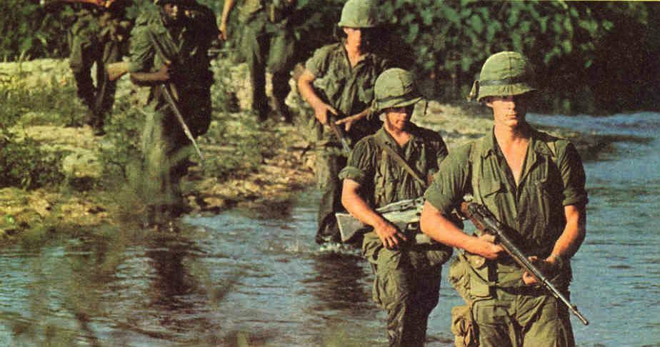 Going Vietnam War America