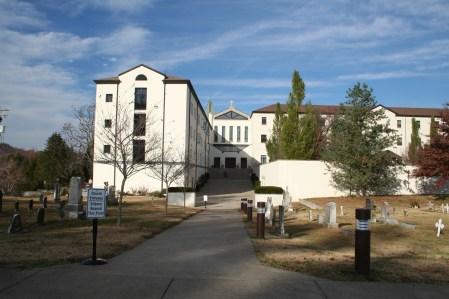 Thomas Merton's Abbey in Kentucky