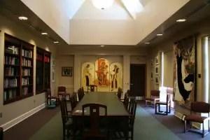 Thomas Merton Center at Bellarmine University, Louisville, Kentucky