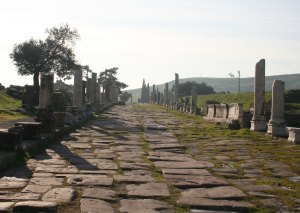 Asklepion, Pergamum, Turkey, healing center