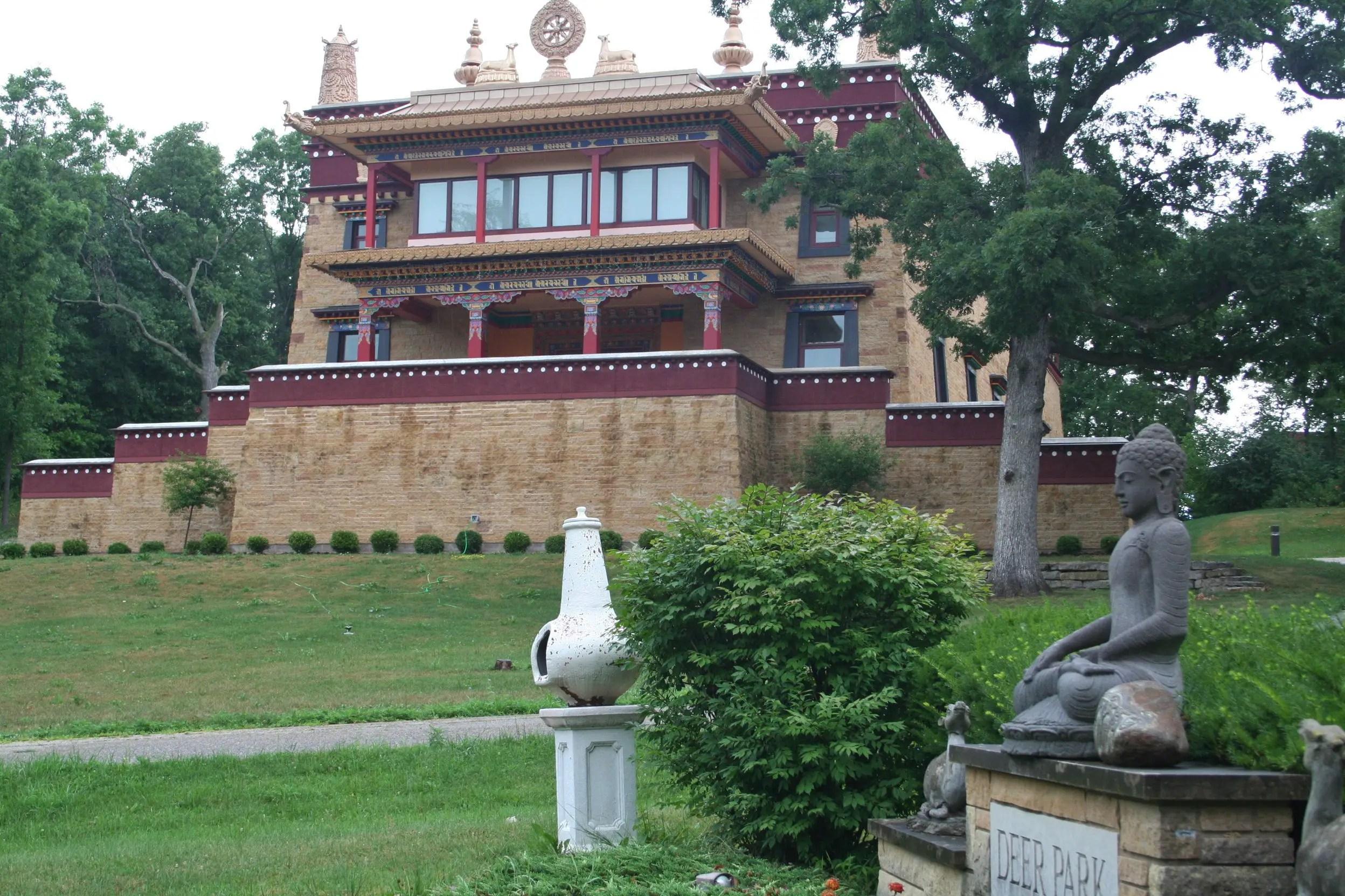 Image result for deer park buddhist center oregon wi