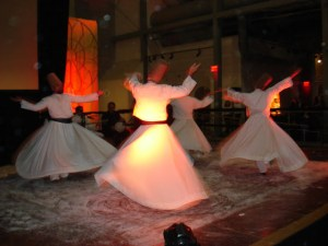 Sufi Sacred Dance at the 2012 Festival of Faiths (Festival of Faiths photo)