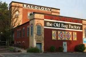 Old Bag Factory in Goshen (photo by Elkhart County CVB)