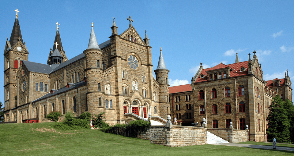 Saint Meinrad is one of just two archabbeys in the U.S. (Saint Meinrad photo)