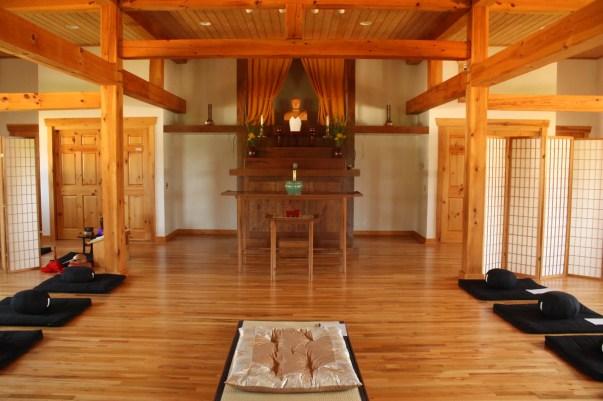 Ryumonji is a Soto Zen Buddhist Temple in northeast Iowa. (Lori Erickson photo)
