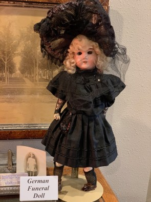 funeral doll