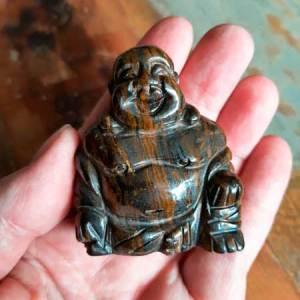 Boeddha uit edelsteen