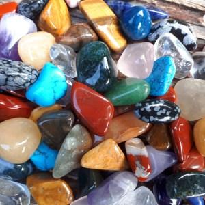 Edelstenen & Mineralen los