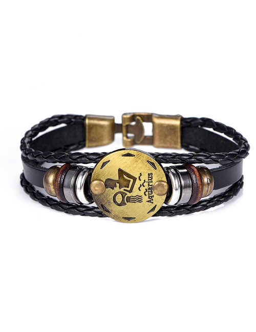 Sterrenbeeld-Armband-Waterman