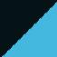 Zwart - Blauw