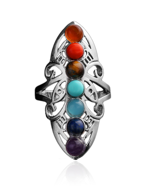 Chakra Energie ring