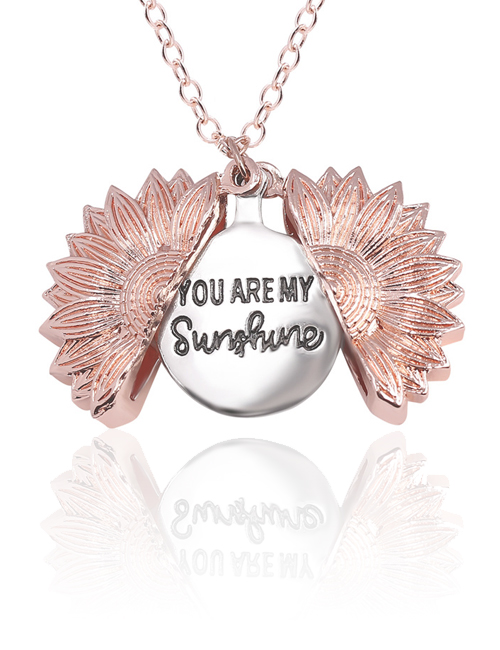 You are my Sunshine ketting