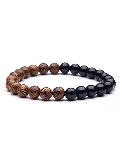 Taoïsme Yin armband