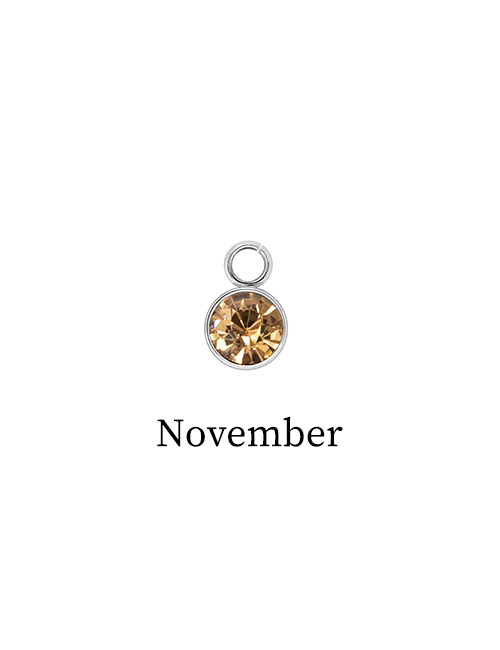 Geboortesteen November