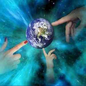 Spirituelle Gemeinschaft - Gemeinsam für eine bessere Welt moderne Spiritualität