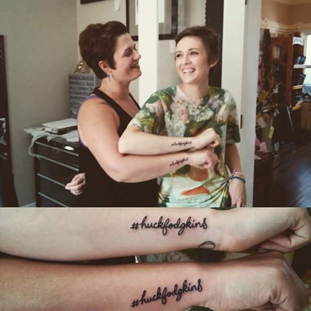 Best Mother Daughter Tattoos