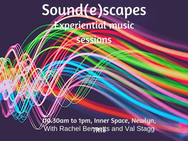 Sound(e)scapes one day workshop 14 September 2019