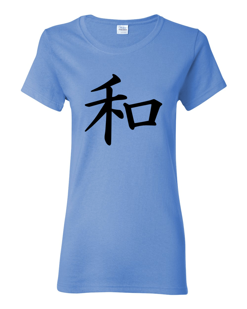Kanji Peace T Shirt Spirit West Designs