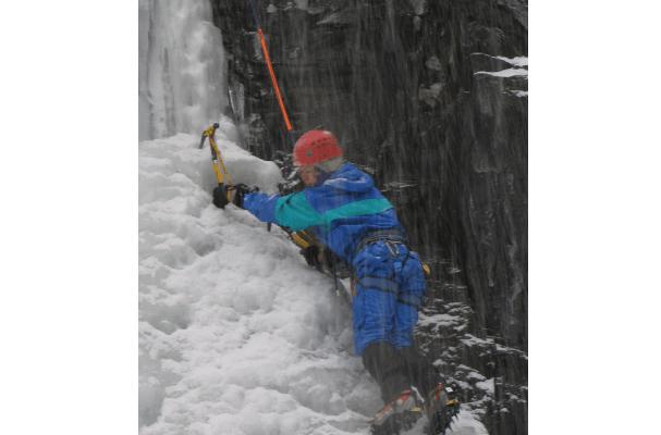 Spiroll Rope Protector Ice Climbing