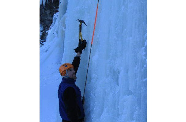 Spiroll Rope Protector Ice Climbing