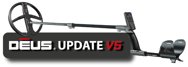 Deus X35 сонда с версия V5