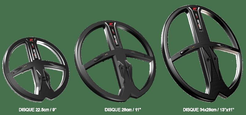 XP Deus X35 сонди