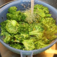 Dypfrysing av grønnsaker