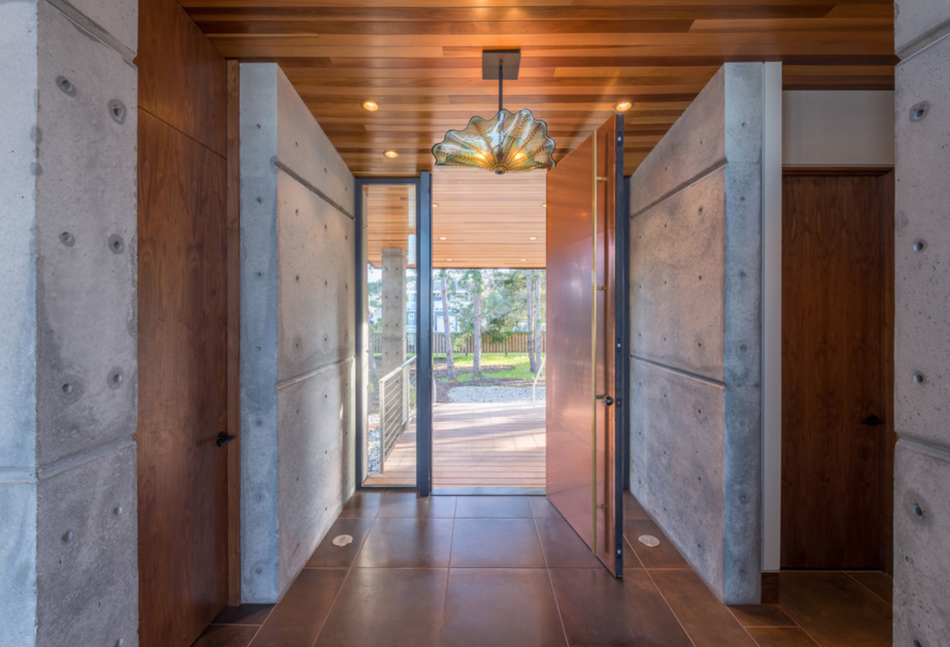 21 Stunning Front Door Designs From Architects Around The World Spitfire Doors