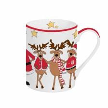 Χριστουγεννιάτικη Κούπα Marva Friends 1037SΑFR