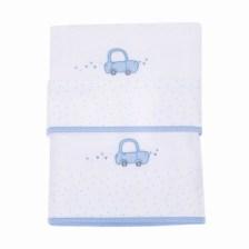 Βρεφικές Πετσέτες (Σετ 2τμχ) Laura Ashley On Road