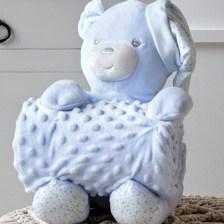 Κουβέρτα Fleece Αγκαλιάς Kentia Baby Bear 19