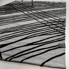 Χαλί Καλοκαιρινό (160x230) Guy Laroche Tube Silver