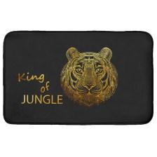 Πατάκι (50x80) L-C King Of Jungle Or 1756597
