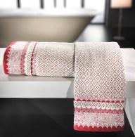 Πετσέτα Σώματος (70x140) Nima Le Bain Giovanni Red