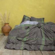 Σεντόνια Υπέρδιπλα (Σετ) Nima Bed Linen Apparel Green ΧΩΡΙΣ ΛΑΣΤΙΧΟ 240x260 ΧΩΡΙΣ ΛΑΣΤΙΧΟ 240x260