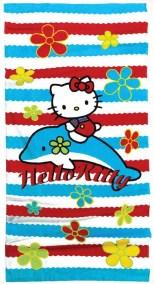 Παιδική Πετσέτα Θαλάσσης Hello Kitty HK19