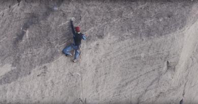 Adam Ondra video uncut di Just Do It