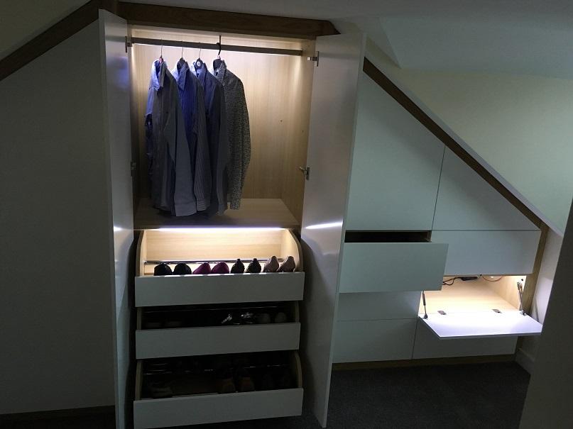 Built In Wardrobes Kent Fitted Wardrobes Spittlywood Ltd