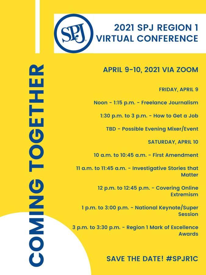 SPJ Region 1 Conference